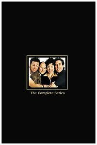 Seinfeld - The Complete Series / Seasons 1-9 Box Set (DVD, 33-Disc Set) in DVDs & Movies, DVDs & Blu-ray Discs | eBay