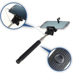 selfie stange stick handy stativ m ausl seknopf sony xperia z1 z2 z3 z4 compa. Black Bedroom Furniture Sets. Home Design Ideas