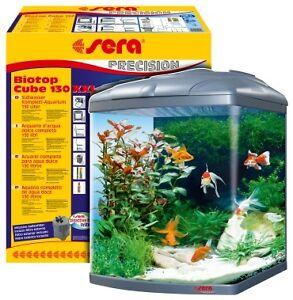 Sera-Biotop-Cube-130-XXL-Suesswasser-Komplett-Aquarium-130-l
