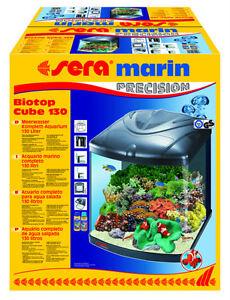 Sera-marin-Biotop-Cube-130-Meerwasser-Komplett-Aquarium-130l-Nano-Cube-Seewasser