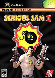 Serious Sam II  (Xbox, 2005)
