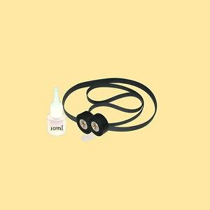 Service-Kit-4-fuer-Teac-X-2000-M-X2000M-Bandmaschine-Tonband-Tape-Recorder