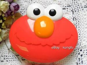 Sesame-Street-Elmo-Die-Cut-Bento-Lunch-Box-Microwave-OK