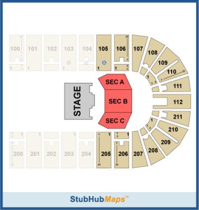 Sesame Street Live Elmo Makes Music Tickets 02 12 12 Houston Sunny Seats