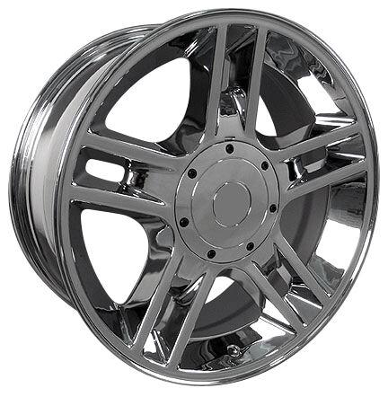 Set 20 04 12 Ford F150 Harley Davidson Expedition Wheels 6 Lug Rims