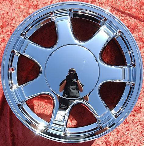 New Lexus GS300 LS400 16 OEM Chrome Wheels Rims SC430 EXCHANGE 74138