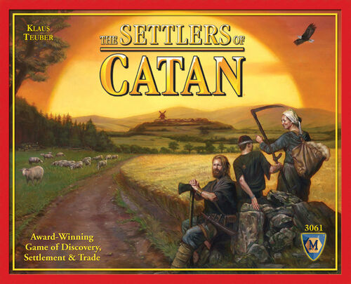 Settlers of Catan Board Game - 4th Edition Brand New! in Toys & Hobbies, Games, Board & Traditional Games | eBay