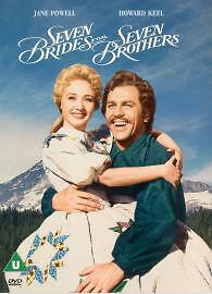Seven Brides For Seven Brothers (DVD, 20...