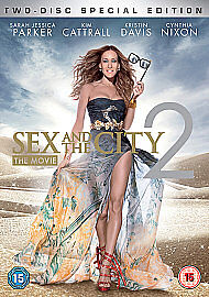 Sex And The City 2 (DVD, 2010, 2-Disc Se...