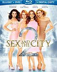 Sex and the City 2 (Blu-ray/DVD, 2010, 2...