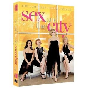 Sex and the City: The Complete Fourth Se...