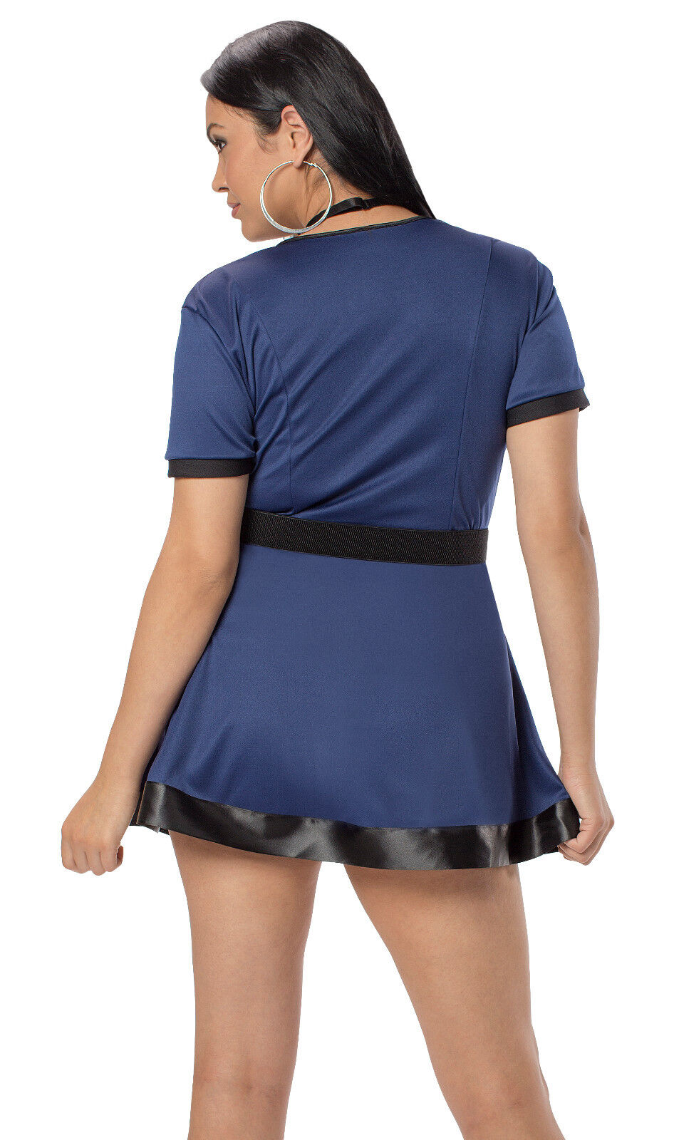 about sexy off duty cop bedroom costume fun roll play plus size too
