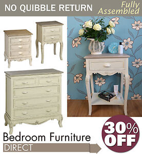 Shabby Chic French Country Style Furniture Chest