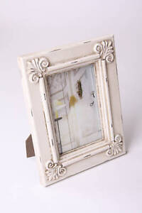 Shabby-Cream-Chic-Picture-Photo-Frame-7-x-9-4-x-6