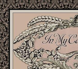 Shabby Vtg Chic Victorian Scrolls Ebay Auction Template in Everything Else, eBay User Tools | eBay