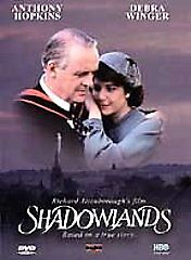 Shadowlands (DVD, 1999, Multiple Languag...