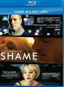 Shame (Blu-ray/DVD, 2012, Canadian)
