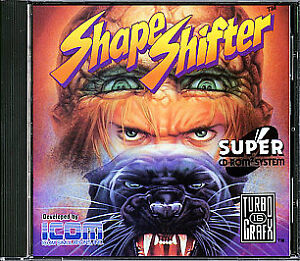 Shape Shifter  (TurboGrafx-CD, 1992)