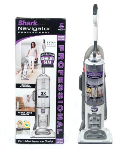 Shark Navigator Professional Bagless Upright White