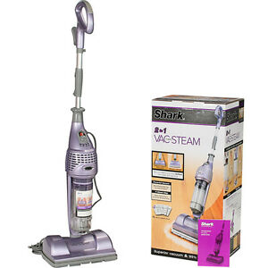 Shark Vacuum Then Steam Hard Floor Cleaner Vac Steamer
