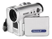 Sharp Viewcam VL-Z100H Camcorder