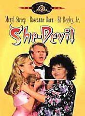 She-Devil (DVD, 2001)