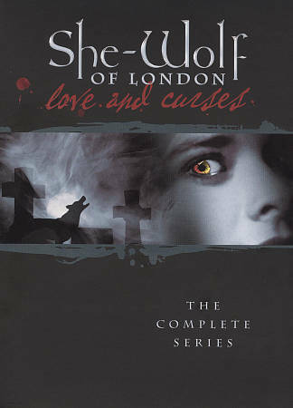She Wolf of London The Complete Series DVD, 2010, 4 Disc Set, With 10