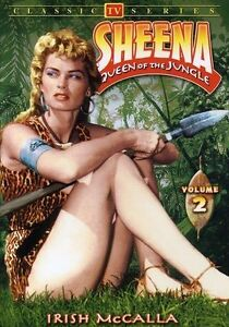 Sheena Queen Of The Jungle - Vol. 2 (DVD...