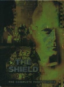 The Shield - Complete First Season (DVD,...