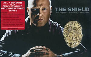 The Shield: The Complete Series (DVD, 20...