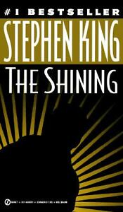 The Shining by Stephen King (1978, Paper...