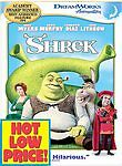 Shrek (DVD, 2004)