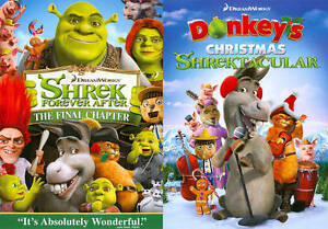 Shrek Forever After/Donkey's Christmas S...