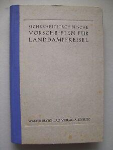Sicherheitstechnische-Vorschriften-fuer-Landdampfkessel-Duesseldorf-1946