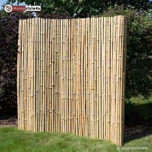 sichtschutz sichtschutzzaun bambuszaun holzzaun. Black Bedroom Furniture Sets. Home Design Ideas
