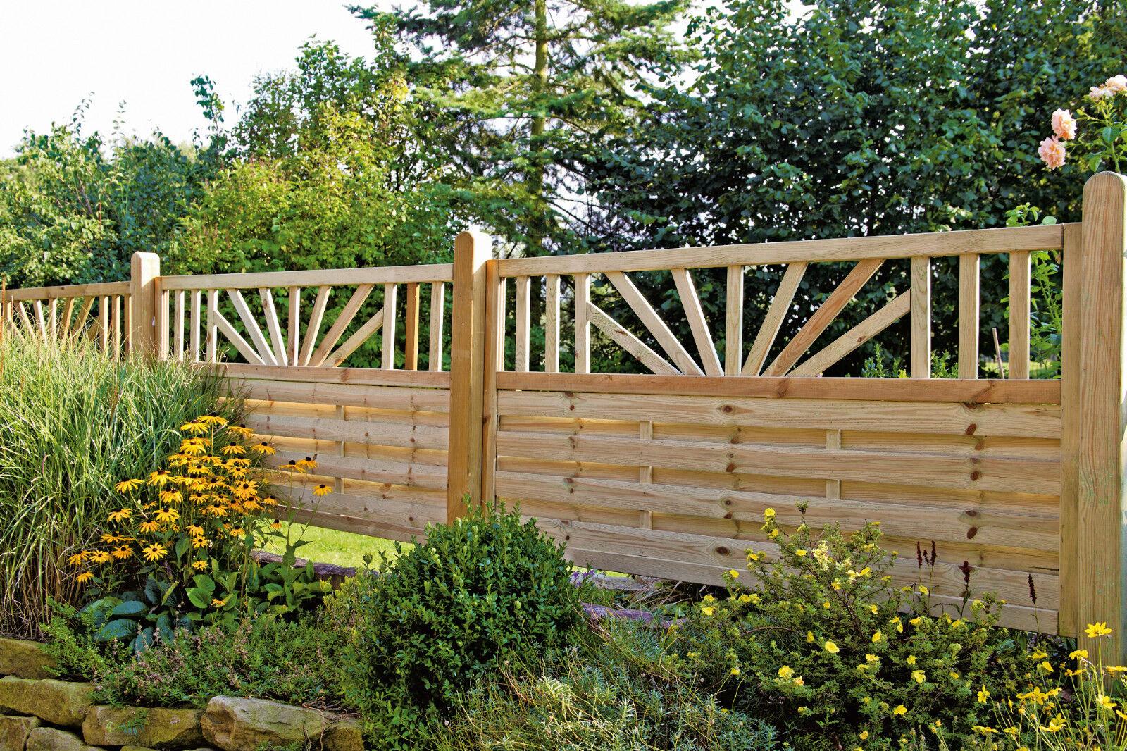 Gartenzaune Sichtschutzwande Garten Terrasse Sichtschutzzaun