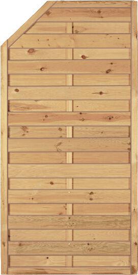 sichtschutzzaun texas sichtschutz windschutz zaun gartenzaun rankzaun holzzaun ebay. Black Bedroom Furniture Sets. Home Design Ideas