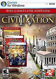 Sid Meier's Civilization IV: The Complet...