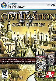 Sid Meier's Civilization IV: Gold Editio...