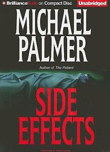 Side Effects by Michael Palmer (2009, CD...