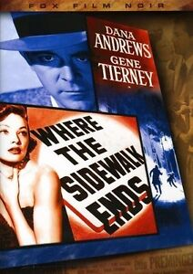 Where the Sidewalk Ends (DVD, 2005)