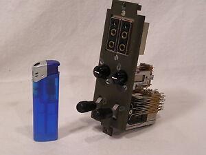 Siemens-Druckschalter-Wippschalter-taster-aus-BW-Feldfernvermittelung