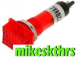 Sig-16-230V-12x16mm-Rot-Signalleuchte-Glimmlampe-Kontrolllampe-Signallampe