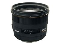Sigma EX 50 mm F/1.4 HSM EX DG Lens For ...