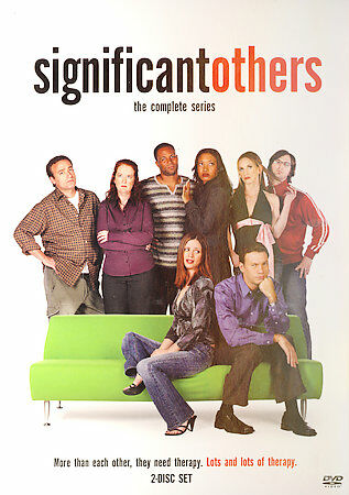 Significant Others   The Complete Series DVD, 2006, 2 Disc Set, Two