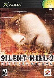 Silent Hill 2: Restless Dreams  (Xbox, 2...