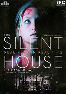 The Silent House (DVD, 2011)