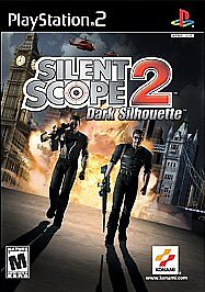 Silent Scope 2: Dark Silhouette  (Sony P...