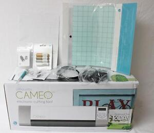 cameo machine scrapbooking