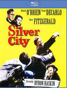 Silver City (Blu-ray Disc, 2012)